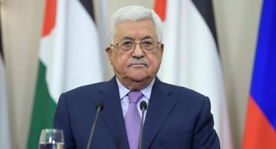 فلسطینی صدر نے فلسطینی عوام کے جائز حقوق کی حمایت میں خلیج تعاون کونسل کے موقف کوسراہا