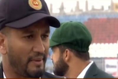 پنڈی ٹیسٹ: سری لنکا کا پاکستان کے خلاف ٹاس جیت کر بیٹنگ کا فیصلہ