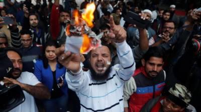 شہریت ترمیمی بل بھارتی آئین پر حملہ ہے۔ راہول گاندھی