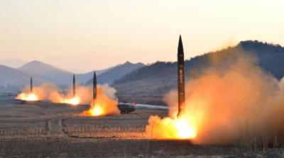 امریکہ نے شمالی کوریا کو ممکنہ میزائل تجربے کے نتائج بارے خبردار کر دیا