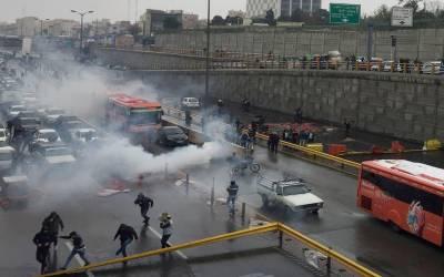 ایران احتجاجی مظاہرے،1360 مظاہرین ہلاک، 10 ہزار سے زائد زخمی