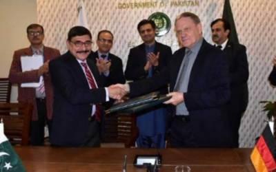 پاکستان اور جرمنی کے مابین توانائی کے منصوبوں کی مالی اعانت کا معاہدہ