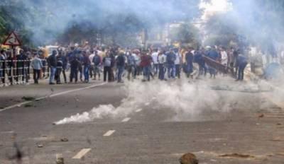ہندوستان بھر میں شہریت ترمیمی بل کے خلاف مظاہرے جاری
