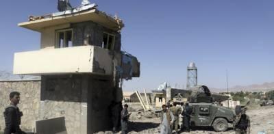 کابل : افغان طالبان کا حملہ : سیکیورٹی فورسز کے 23 اہلکار ہلاک ہوگئے
