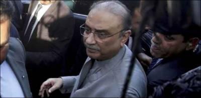آصف زرداری اپنے معتمد خاص ڈاکٹر عاصم کے اسپتال منتقل