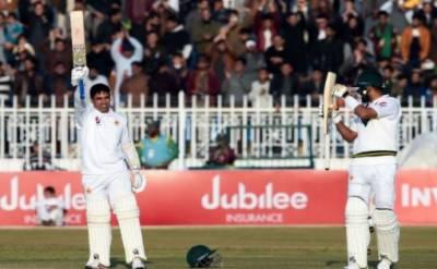 راولپنڈی:پہلا ٹیسٹ بغیر کسی نتیجے کے ختم