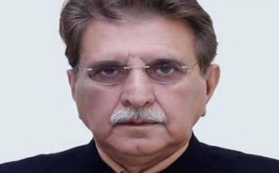 راجہ فاروق حیدر کا مقبوضہ جموں وکشمیر کی موجودہ صورتحال سے موثر طور پر نمٹنے کیلئے متفقہ بیانیے کی ضرورت پر زور