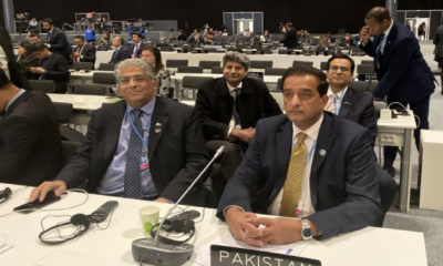 پاکستان موسمیاتی تبدیلی مذاکرات کی آئندہ کانفرنس کیلئے دوبارہ نائب صدر منتخب