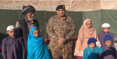 پاکستان میں خوشحالی کے لئے پوری قوم متحد ہے:آرمی چیف