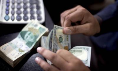ڈالر کی قدر میں 1 پیسے کا اضافہ