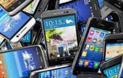 موبائل فون کی درآمدات میں پانچ ماہ کے دوران 63 فیصد اضافہ