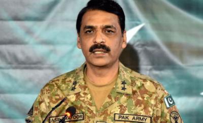 پاکستان کی مسلح افواج ملک میں انتشار نہیں پھیلنے دیں گی:ڈی جی آئی ایس پی آر