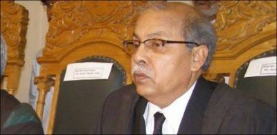 چیف جسٹس آف پاکستان کے طور پر جسٹس گلزار کا پہلا کیس