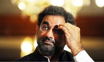 گرفتار سابق وزیراعظم اور مسلم لیگ ن کے رہنما شاہد خاقان عباسی کی جیل میں طبعیت خراب ہو گئی۔