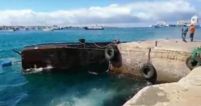گالاپاگوز میں ڈیزل سے بھرا کارگو بحری جہاز الٹنے سے آبی حیات متاثر نہیں ہوئی، ایکواڈور حکومت