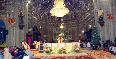 مسیحی برادری پاکستان اوردنیا بھر میں آج کرسمس کا تہوار منا رہی ہے