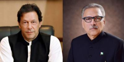 بھارت،مقبوضہ کشمیرکی صورتحال میں حالیہ تبدیلیوں نے دو قومی نظریے کی تائیدکی ہے، صدر،وزیراعظم