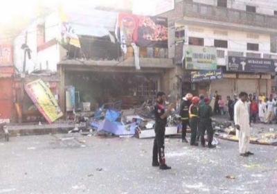 مینگورہ میں گیس لیکج دھماکہ، نانا اور 2نواسے جاں بحق