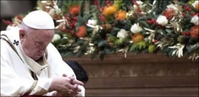 خدا سب سے محبت کرتا ہے، چاہے وہ بدترین کیوں نہ ہو، پوپ فرانسس