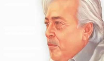 ممتاز شاعر منیر نیازی کی آج 13ویں برسی منائی جارہی ہے