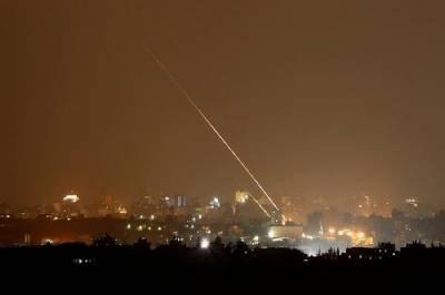 اسرائیلی فوج کے غزہ میں حماس کے ٹھکانوں پر حملے