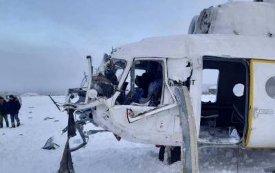 روس کا مسافرطیارے کی برفانی طوفان میں پھنس کر ہنگامی لینڈنگ، پائلٹ سمیت 16زخمی