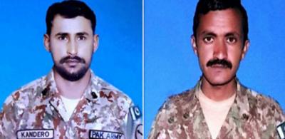 لائن آف کنٹرول پر شہید فوجی جوان آبائی علاقوں میں سپرد خاک
