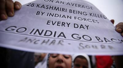 مقبوضہ کشمیر میں میڈیا صحافیوں پر ایک اور انوکھی پابندی
