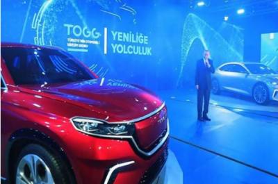 الیکٹرک سمارٹ کار تیار، 60 سالہ خواب سچ ثابت ہو گیا: ترک صدر