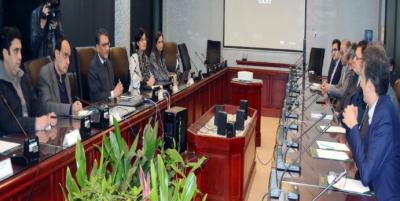 ایران کاپاکستان کے ساتھ صحت کے شعبے میں تعاون کے فروغ کی خواہش کا اظہار