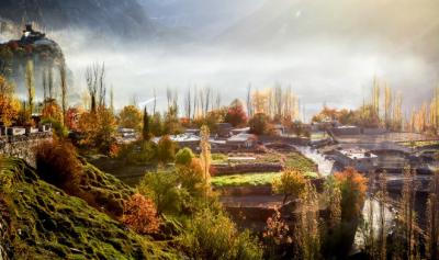 پاکستان کے 9 انتہائی خوبصورت سیاحتی مقامات کی فہرست جاری