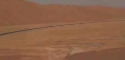 دنیا کے سب سے بڑے ریگستان میں سعودی عرب کا بڑا کارنامہ