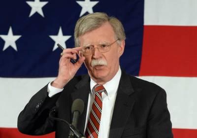 عراق اور شام میں ایرانی حمایت یافتہ گروپوں کے ٹھکانوں پر بمباری امریکا کا درست اقدام ہے۔ جان بولٹن