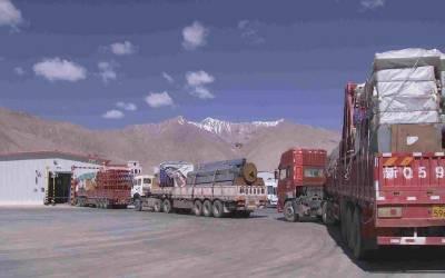 سی پیک کے تحت براستہ خنجراب پاس پاک چین سرحدی تجارت میں47 فیصد اضافہ ہوا