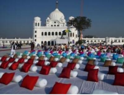 دسویں سکھ گُرو گوبند سنگھ جی کے جنم دن کی تقریبات آج گوردوارہ کرتارپور صاحب نارووال میں شروع ہورہی ہیں