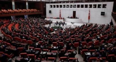 ترک پارلیمنٹ نے لیبیا میں فوج تعینات کرنے کی منظوری دیدی