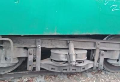 مزید 2 ریل گاڑیاں حادثے کا شکار ہو گئیں
