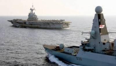 ایران امریکاکشیدگی:برطانیہ نے 2جنگی بیڑے خلیج فارس روانہ کردیئے