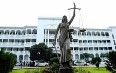 بنگلادیش:مفرور سابق چیف جسٹس سمیت 10افراد کی گرفتاری کا حکم
