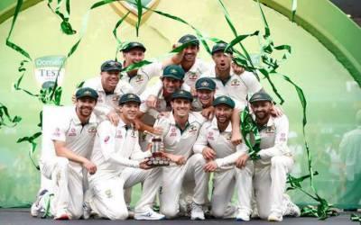 آسٹریلیا نے سڈنی ٹیسٹ میں نیوزی لینڈ کو 279 رنز سے شکست دیکر سیریز میں کلین سویپ کردیا