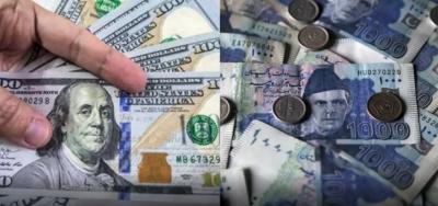 کاروباری ہفتے کے دوسرے روز انٹر بینک میں ڈالر 7 پیسے مہنگا ہوگیا ہے۔