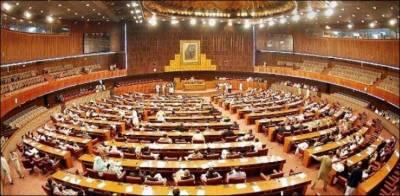 قومی اسمبلی نے آرمی ایکٹ ترمیمی بل 2020 کی منظوری دے دی
