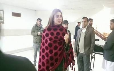 مائزہ حمید غلطی سے تحریک انصاف کی پارلیمانی پارٹی کے اجلاس میں پہنچ گئیں۔