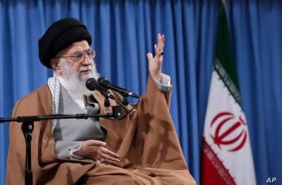 ایران کا جواب امریکی منہ پر طمانچہ ہے۔ایرانی سپریم لیڈر