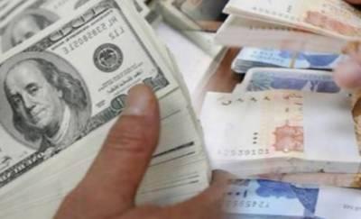 کراچی :مقامی اوپن کرنسی مارکیٹ میں ڈالر 40پیسے مہنگا