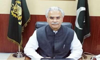 ڈاکٹرظفرمرزاکی پاکستان کیخلاف پولیو سے متعلق نئی سفری پابندیاں عائد کی جانے کی خبروں کی تردید