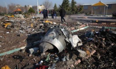 یوکرین کا مسافر طیارہ غلطی سے حملے کا نشانہ بنا: ایران کا اعتراف