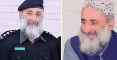 شہید ڈی ایس پی امان اللہ کی نماز جنازہ پولیس لائنز کوئٹہ میں ادا