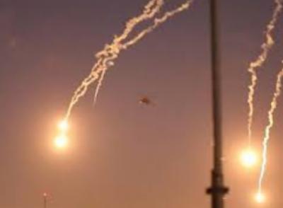 عراق: امریکی فوجی اڈے پر 4میزائل فائر، عراقی فوجی زخمی