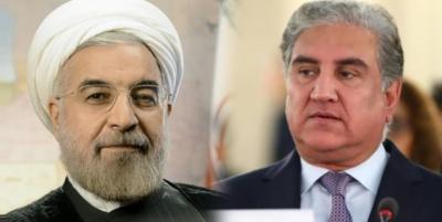 پاکستان کسی جنگ کا حصہ نہیں بنے گا': شاہ محمود قریشی کی ایرانی صدر سے اہم ملاقات